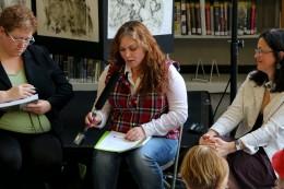 TD, Burlington Book Festival, 9-14