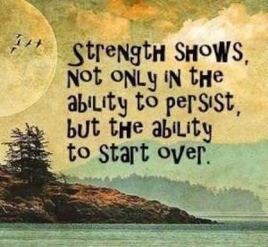 saying about strength