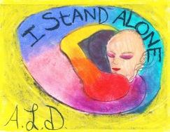 i stand alone - ALD